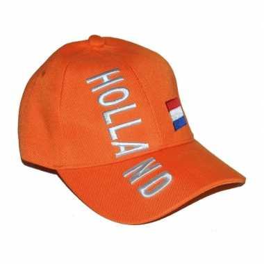 Baseball petje Holland