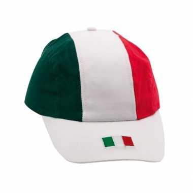 Baseball petje italie