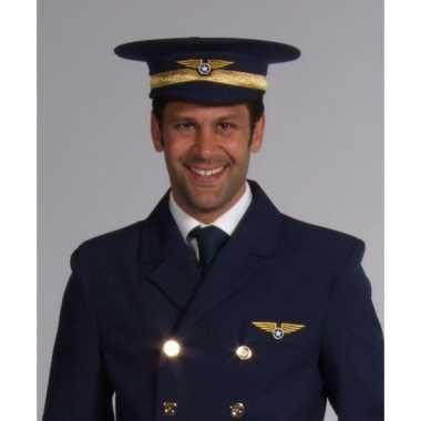 Piloten pet luxe
