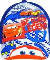 Cars pet blauw voor kinderen